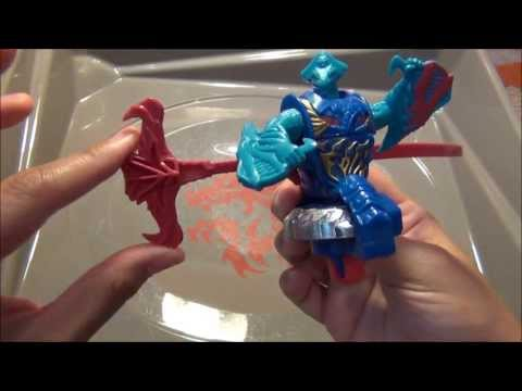 Beyblade Shogun Steel BEYWARRIORS! PIRATE OROCHI ra ~Unboxing~Review~Test Spin~