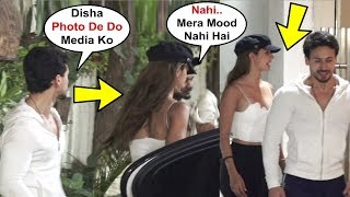 Disha Patani Throws Tantrums To Media When Asked For Her Pictures