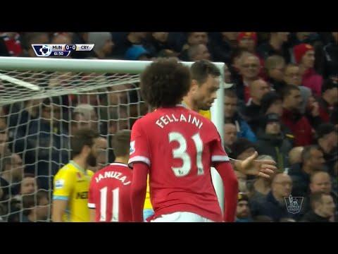Marouane Fellaini vs Crystal Palace (Home) ● Individual Highlights (08.11.2014) HD