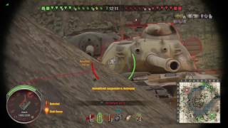 World of Tanks -XBOX 1  GOOD DAY BAD DAY - T110E5 6K DAMAGE