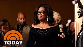 Oprah Winfrey For President? Speculation Mounts Over Potential 2020 Run | TODAY
