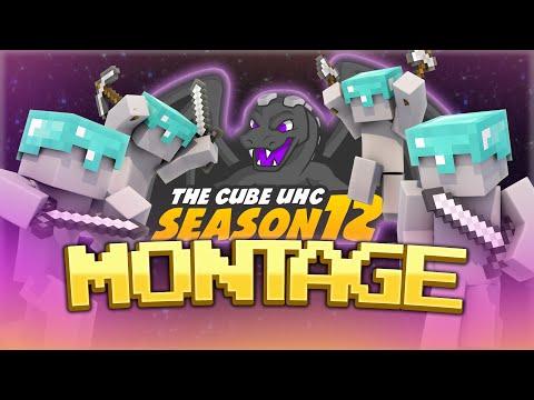 Minecraft Cube UHC Season 12 Montage thumbnail