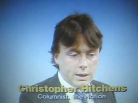 William Buckley vs Christopher Hitchens (Part 1)