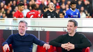 Carragher & Neville Learn How Referees are Assessed! | The Referees Part 3