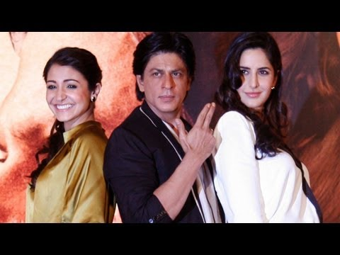 First Promotional Press Conference - Part 2 - Jab Tak Hai Jaan