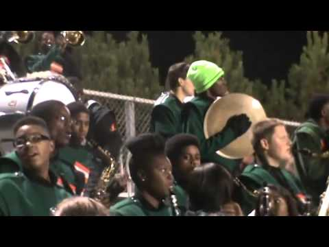 "Rutland High School Marching Band- ""400 Degreez"""