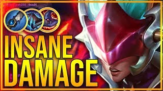INSANE POKE DAMAGE WITH THE NEW AP SHYVANA BUILD! - HOW TO DOMINATE EP. 54