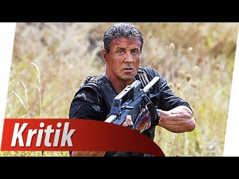 The Expendables 3 Trailer Deutsch German & Kritik video