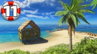 Stranded Deep - Part 11 - Building an Overwater Bungalow!