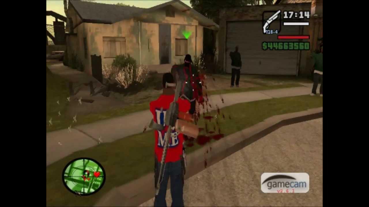 Gta Tv Show >> GTA San Andreas Ryder's Revenge - YouTube