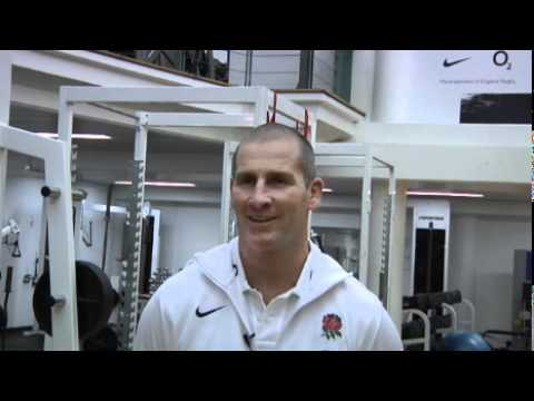 Stuart Lancaster interview after being appointed England coach - Stuart Lancaster interview after be