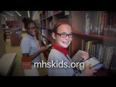 Milton Hershey School - A Brighter Future Begins Here