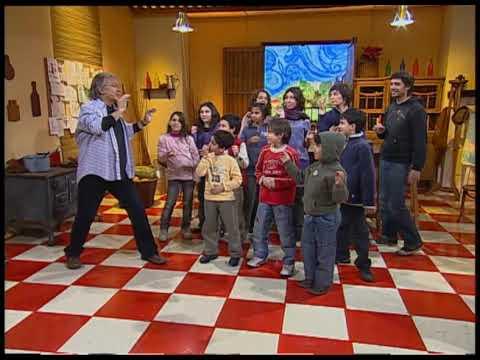 VIDEOS: LUIS PESCETTI Y LOS CUENTOS.