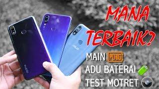 Realme 3 Pro VS Redmi Note 7 VS Max Pro M2! Duel Sengit HP 2 Jutaan!