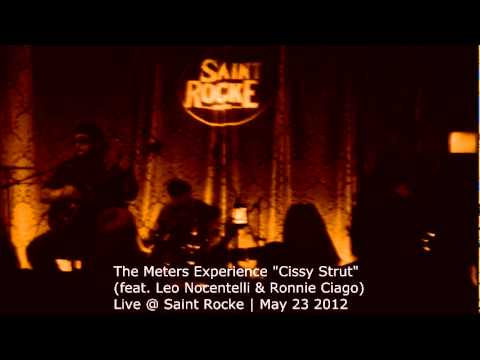 The Meters Experience - Cissy Strut (feat. Leo Nocentelli&Ronnie Ciago) Live @ Saint Rocke.mp4