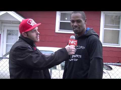 Nfc 11 Pre-fight Interview With James Blackzilla Profit video