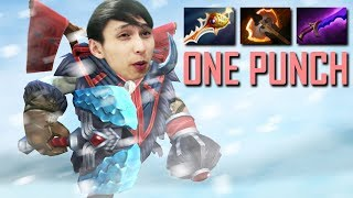 ONE PUNCH TUSK (SingSing Dota 2 Highlights #1100)