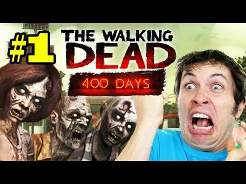The Walking Dead 400 Days - Part 1