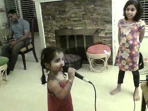 Jangal Jangal Baat Chali Hai Sweet Oshmi video