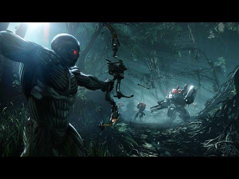 Суперсолдат спасает планету от вторжения инопланетян. Игровой фантастический фильм Crysis 3