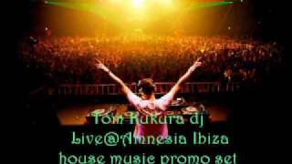Tom Kukura dj Live@ Amnesia Ibiza - House music promo set Feb 2010