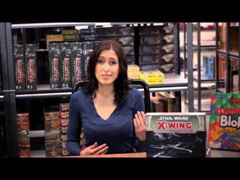 Star Wars: X-Wing Miniatures Game Review - Starlit Citadel Reviews Season 2
