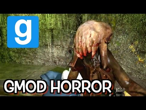 SO MANY ISSUES! The Shadows Part 2 (Really 1)! Gmod Horror Maps W/ Lordminion777!