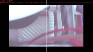 ハイスピードカメラ+データロガー 「歯車騒音の原因解析」