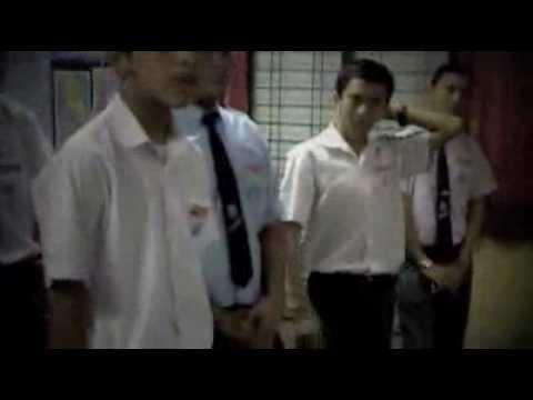 Faliq Adzrial feat. SMK Kajang Utama (4 Amanah) - Count On Me (Bruno Mars)