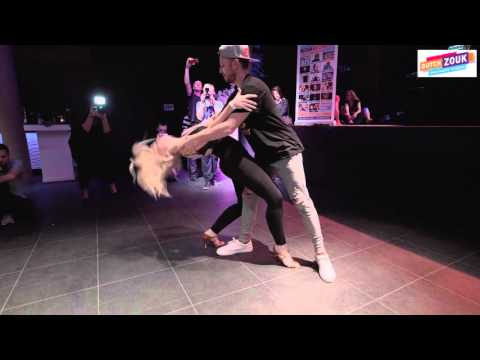 Daniel + Leticia - Dutch International Zouk Congress 2015 - Demo