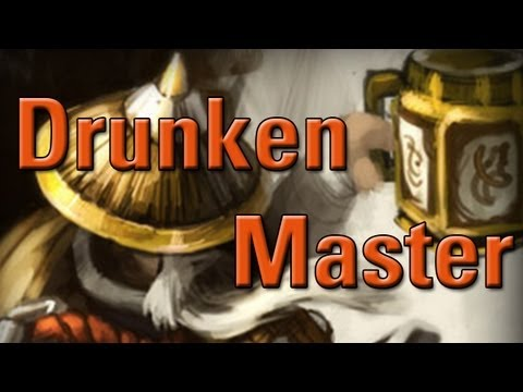 HoN Hero Spotlight: Drunken Master