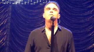 Robbie Williams - Angels - Key103 Live Manchester