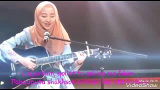 Kun anta acoustic + lirik