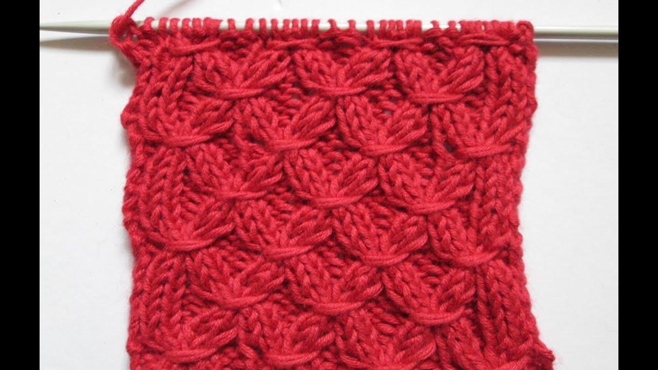 tuto tricot apprendre a tricoter des smocks smock au tricot facile youtube. Black Bedroom Furniture Sets. Home Design Ideas