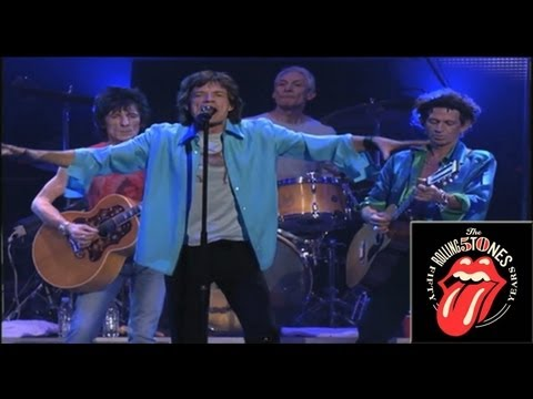 The Rolling Stones – Angie – Live at MSG