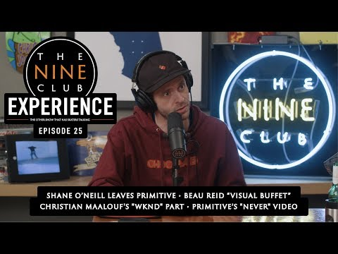 The Nine Club EXPERIENCE | Episode 25 - This week in Skateboarding