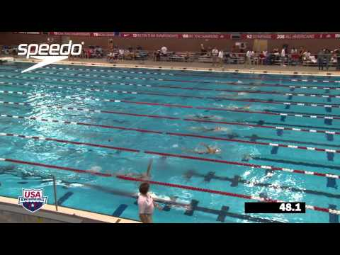 Women's 200m Individual Medley B Final - 2012 Columbus Grand Prix
