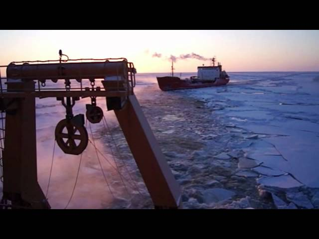 CGC Healy breaks path to Nome