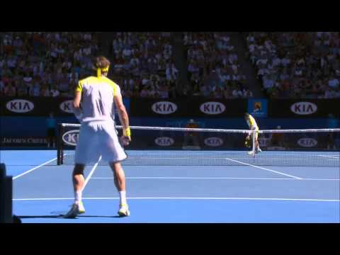 Day Nine Highlights - Australian Open 2013