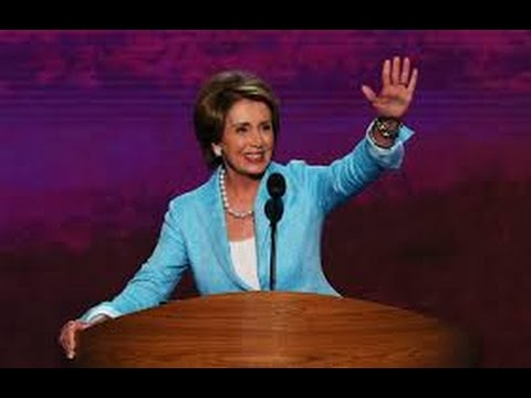 Nancy #Pelosi Says #Bernie Is A Positive Force In The #Democratic Party!