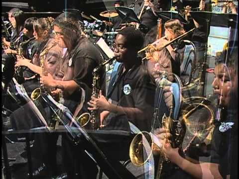 MAR VISTA MIDDLE SCHOOL JAZZ ENSEMBLE (2008)