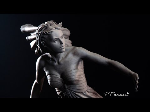 How to Hollow a Figure Sculpture