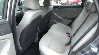 2017 Hyundai Accent Salem VA PW754434