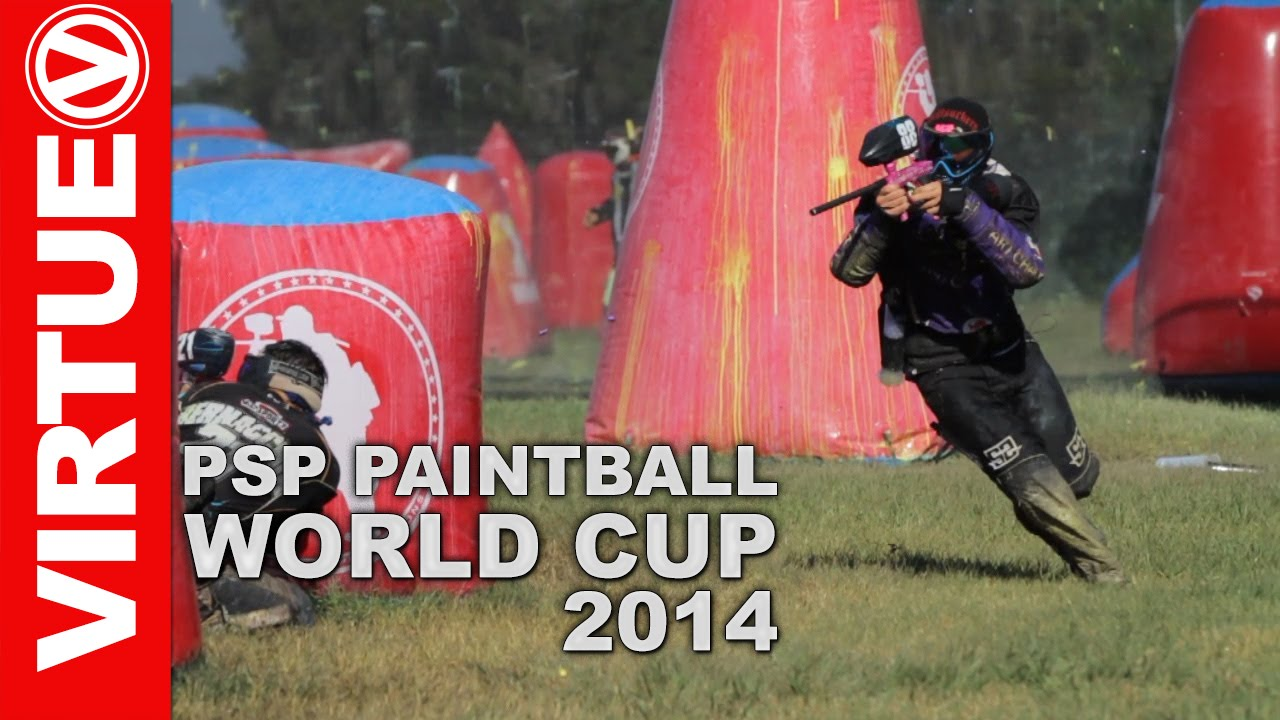 Psp World Cup 2014 Psp Paintball World Cup