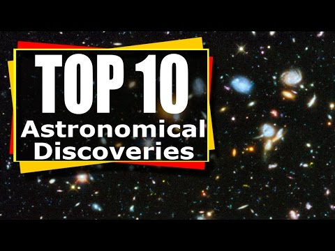 ESO Top 10 Astronomical Discoveries