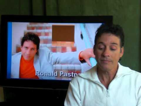 Ronald Pastpa. Interview