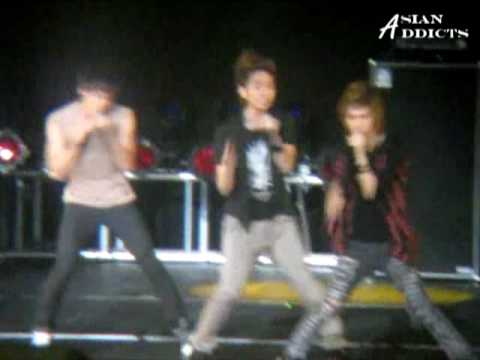 [fancam] 100904 SHINee - Lucifer @ SM TOWN Live in Staples Center, Los Angeles