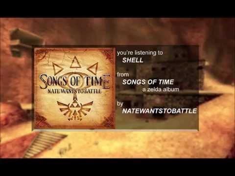 NateWantsToBattle: Shell [UNOFFICIAL LYRIC VIDEO] A Legend of Zelda Song