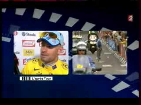 Cyclisme - Tour de France - Les perles de France TV