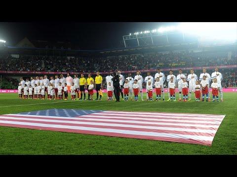 MNT vs. Czech Republic: Highlights - Sept. 3, 2014